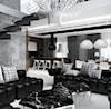 Projekt wnętrza salonu - zdjęcie od ArtCore Design