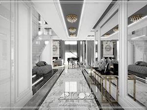 Luksusowe wnętrza architekt - zdjęcie od ArtCore Design