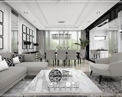 Ekskluzywne wnętrza architekt - zdjęcie od ArtCore Design