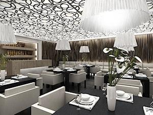 La Dolce Vita - projekt wnętrza restauracji
