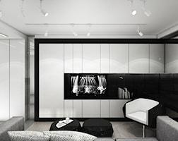 Projekt wnętrza mieszkania w Krakowie. - zdjęcie od ArtCore Design