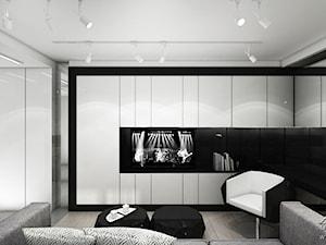WONDERLAND - projekt wnętrza apartamentu