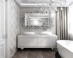 Luksusowa+%C5%82azienka+w+stylu+glamour.+-+zdj%C4%99cie+od+ArtCore+Design