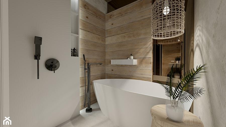 Spa W Małej łazience Zdjęcie Od Bubbles Studio Homebook