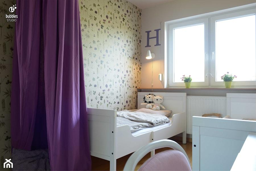 Pokój dla dziewczynki - zdjęcie od Bubbles Studio