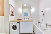 wybór pralki do łazienki