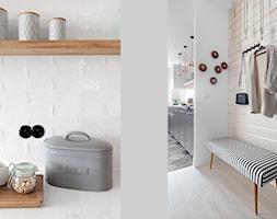 Biały szary czarny - zdjęcie od DOMagała Design