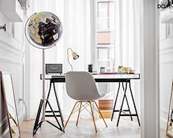 Małe biuro - aranżacje, pomysły, inspiracje