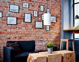 Nowa Café - Wnętrza publiczne, styl industrialny - zdjęcie od nowaconcept