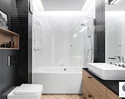 Black Cube - Łazienka, styl nowoczesny - zdjęcie od DoMilimetra - Homebook