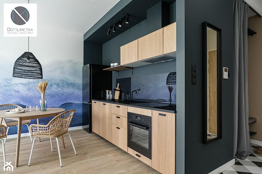 Living Coral - Kuchnia, styl industrialny - zdjęcie od DoMilimetra