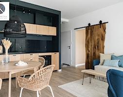 Living Coral - Salon, styl skandynawski - zdjęcie od DoMilimetra - Homebook
