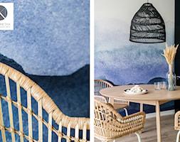 Living Coral - Jadalnia, styl skandynawski - zdjęcie od DoMilimetra - Homebook