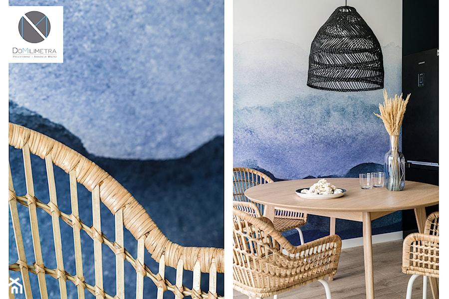 Living Coral - Jadalnia, styl skandynawski - zdjęcie od DoMilimetra