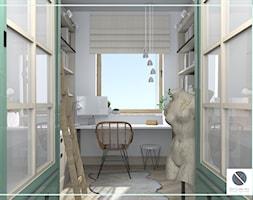 Podział pomieszczenia na dwie strefy - zdjęcie od DoMilimetra - Homebook