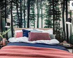 Black Cube - Sypialnia, styl skandynawski - zdjęcie od DoMilimetra - Homebook