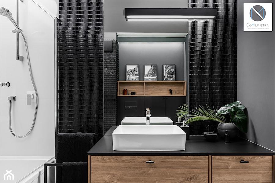 Black Cube - Łazienka, styl nowoczesny - zdjęcie od DoMilimetra