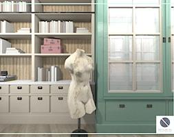 Biuro i garderoba - zdjęcie od DoMilimetra - Homebook