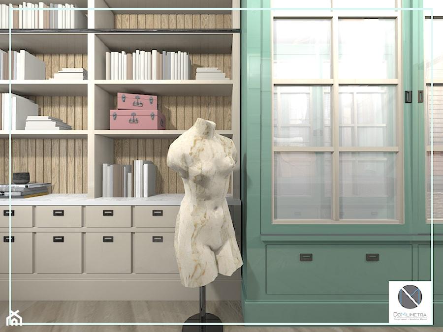 Biuro i garderoba - zdjęcie od DoMilimetra