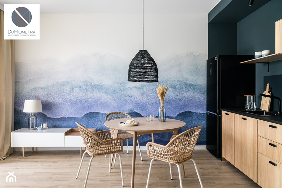 Living Coral - Kuchnia, styl skandynawski - zdjęcie od DoMilimetra