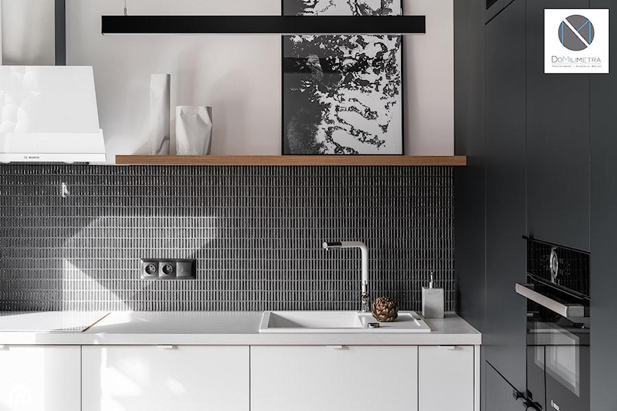 Black Cube - Kuchnia, styl nowoczesny - zdjęcie od DoMilimetra