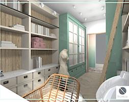 Domowe biuro - zdjęcie od DoMilimetra - Homebook