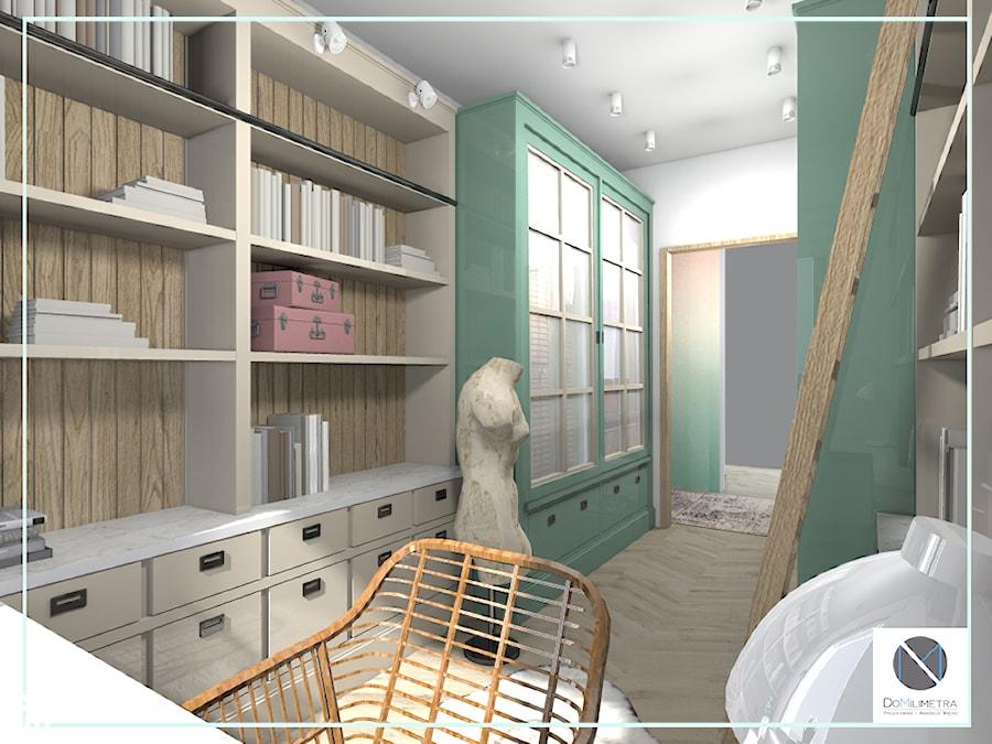 Domowe biuro - zdjęcie od DoMilimetra
