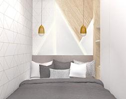 FANCY - Sypialnia, styl nowoczesny - zdjęcie od Kołodziej & Szmyt - Homebook