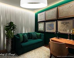 AVANT-GARDE - Biuro, styl nowoczesny - zdjęcie od Kołodziej & Szmyt - Homebook