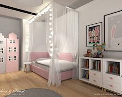 GIRL'S ROOM - Pokój dziecka, styl nowoczesny - zdjęcie od Kołodziej & Szmyt - Homebook