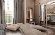 Sypialnia styl Prowansalski - zdjęcie od Kołodziej & Szmyt
