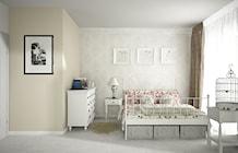 Sypialnia styl Prowansalski - zdjęcie od ESSA Architektura