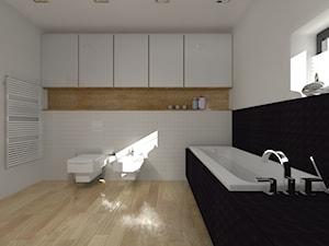 łazienka rodzinna - zdjęcie od 2kprojekt