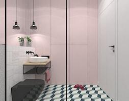Łazienka 7m2 | Bielany - zdjęcie od DESIGN MY DEER