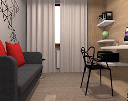 Mieszkanie 52m2 - zdjęcie od Studio eM2 Architektura Wnętrz