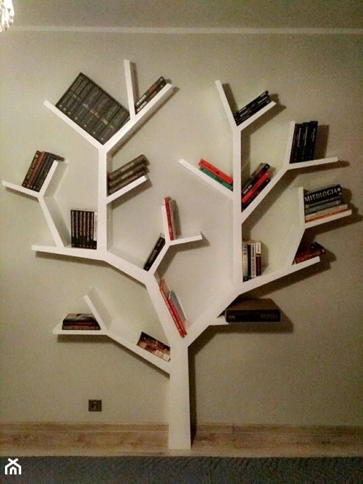 Półka Jak Drzewo 210x180x18cm Zdjęcie Od Inspirujace Półki