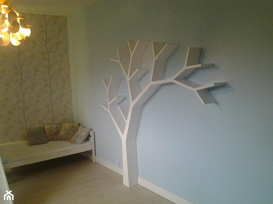 Półka jak drzewo 210x210x18cm - zdjęcie od Inspirujace półki