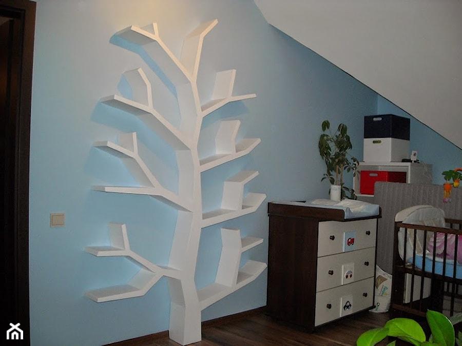 Regał drzewo 210x150x18cm - zdjęcie od Inspirujace półki