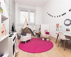 Pokój dla dziewczynki - aranżacje, pomysły, inspiracje