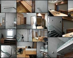 wnętrza biurowe - Wnętrza publiczne, styl industrialny - zdjęcie od AMPaszkowska projektowanie wnętrz - Homebook