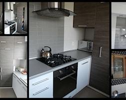 kuchnia+łazienka - zdjęcie od AMPaszkowska projektowanie wnętrz - Homebook