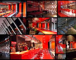 Klub infiniti w Augustowie - zdjęcie od AMPaszkowska projektowanie wnętrz - Homebook