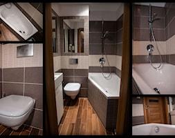 Kuchnie i łazienki - Łazienka, styl tradycyjny - zdjęcie od AMPaszkowska projektowanie wnętrz - Homebook