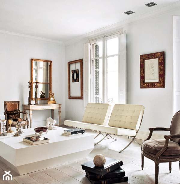 50 shades of gold salon styl eklektyczny zdj cie od for Interior design moderno e contemporaneo