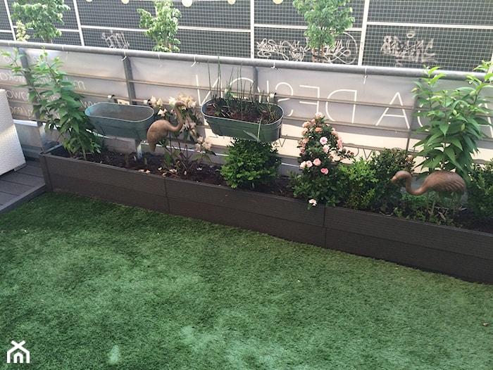 Sztuczna Trawa Na Balkon Wszystko O Zielonej Wykładzinie