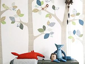 Las - Wall Print w rozmiarze XL - zdjęcie od RAMARAMA - Ściana & Dekoracje