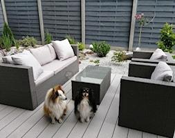 Modne meble ogrodowe - Taras, styl nowoczesny - zdjęcie od meblobranie.pl - Homebook