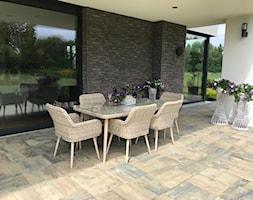 Meble ogrodowe stołowe - Taras, styl nowoczesny - zdjęcie od meblobranie.pl - Homebook