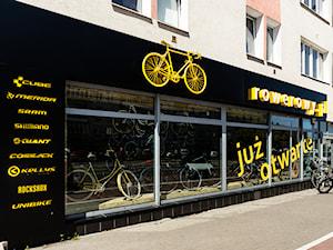 Sklep Rowerowy, Gdynia - zdjęcie od studio 1111