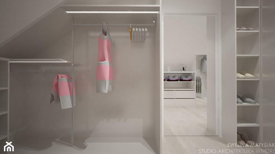 Clever Elegance - Garderoba, styl nowoczesny - zdjęcie od Ewelina Matysiak